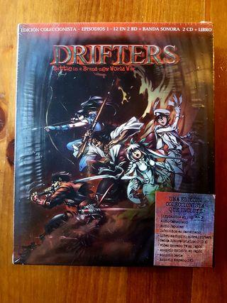 DRIFTERS EDICIÓN COLECCIONISTA BLURAY