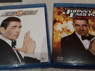 Pack 2 Blu-ray Johnny English