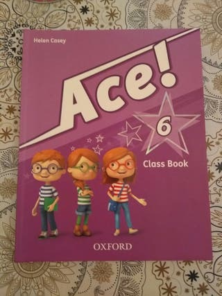 Libros de inglés de Oxford de 6ºEP