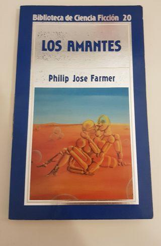 Libro Los amantes de Philip Jose Farmer