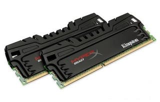 MEMORIA RAM DDR3 2400 16Gb 2x8Gb Kingston cl11