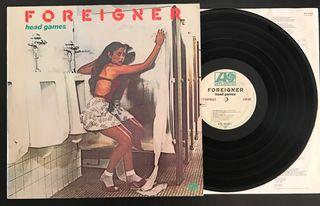 Disco vinilo de Foreigner