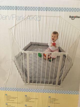 Parque infantil BabyDan