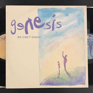 Doble disco vinilo de Genesis