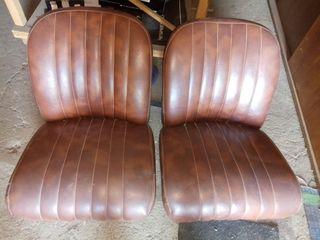 Asientos Seat 600 y Seat 850