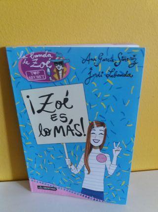 Zoe es lo mas. La banda de Zoe Top Secret
