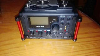 Grabadora PCM lineal TASCAM DR-60DMKII
