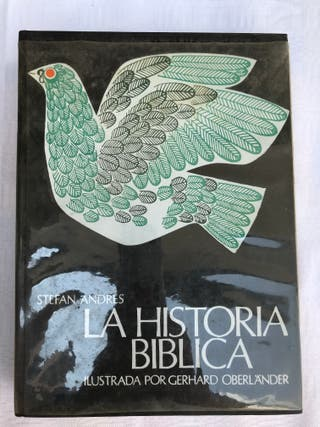 Libro La Historia Bíblica de Stefan Andres