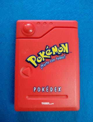 Pokedex Pokemon de Tiger (2000)