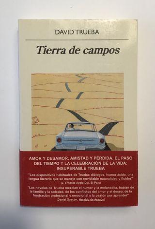 Tierra de campos. David Trueba.