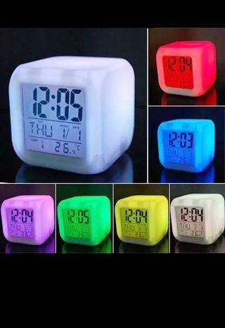 Reloj de moda DIGTAL ELECTRÓNICA LED