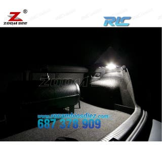 Kit completo de 16 bombillas LED interior para GTI