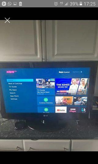 TV LG 32 inch