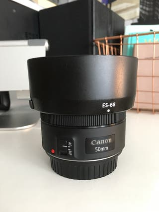 CANON 50 mm 1.8 STM
