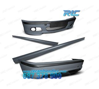 KIT DE CARROCERIA PACK M BMW E46 BERLINA