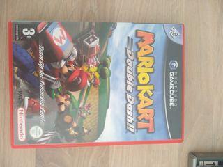 juego Nintendo cube Mario kart