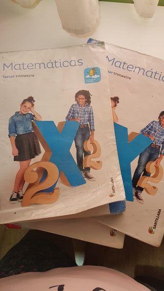 libros matematicas 5 primaria