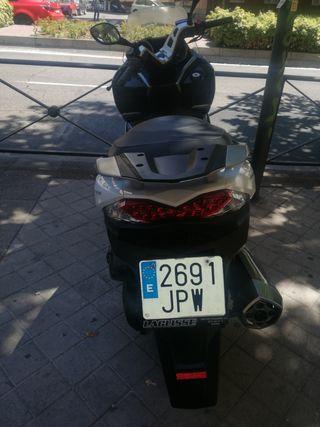 se vende kawasaki j125i nuevo
