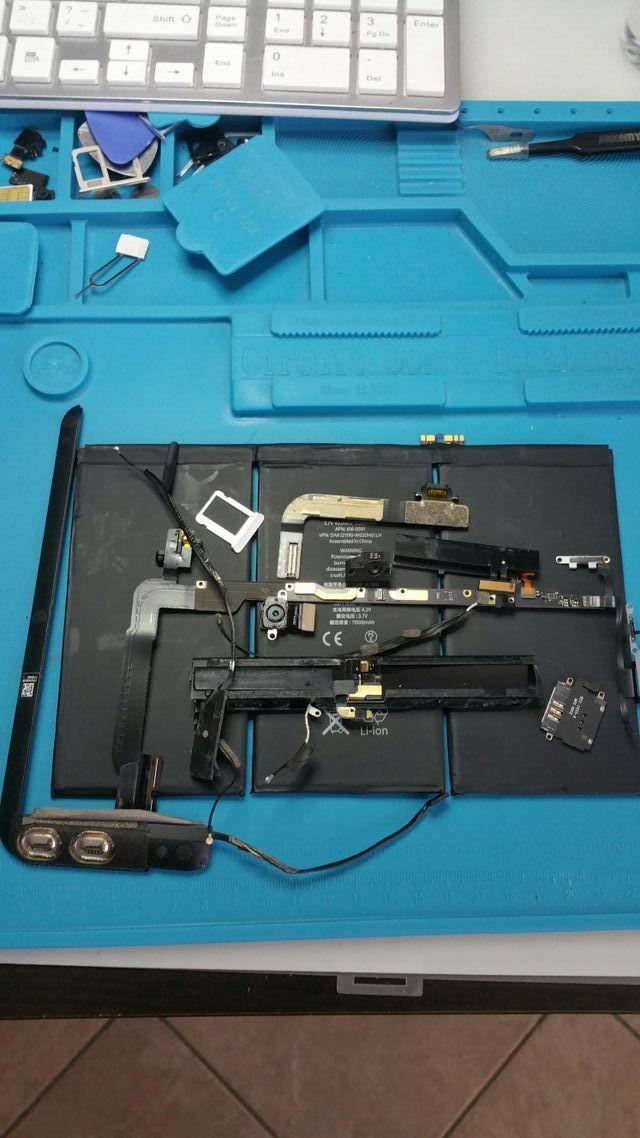 batería y despiece ipad 4 generación