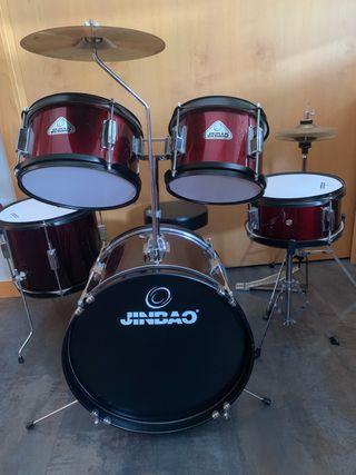 Bateria acustica JINBAO junior