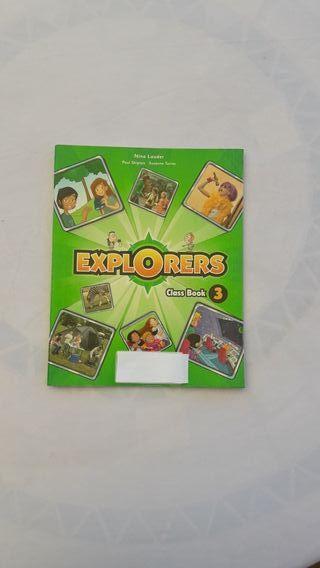 EXPLORERS 3 OXFORD
