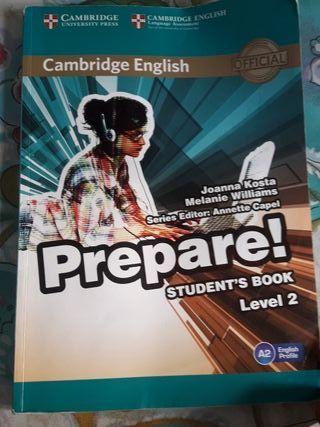 Libro de Inglés Nivel A2