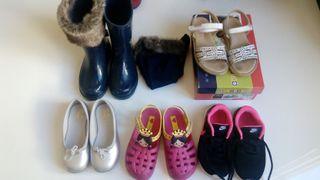 Pack zapatos niña 27