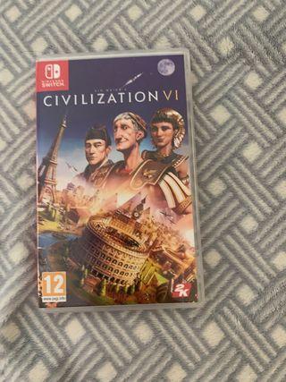 Civilization Nintendo switch