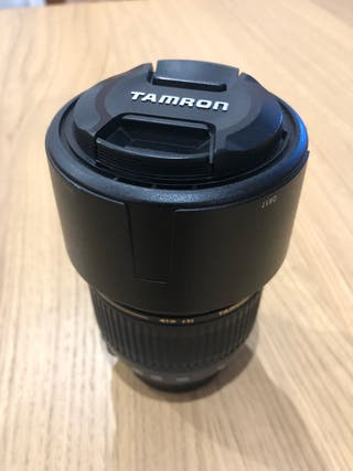 Objetivo Tamron 70-300 para Nikon