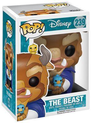 Funko Pop The Beast 239. Bella y Bestia. Disney