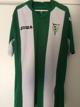 Camiseta Club de Fútbol Arenys