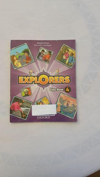 EXPLORERS 4 OXFORD