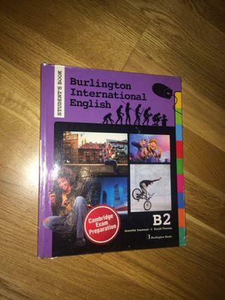 libro de inglés de 4 de la eso o nivel B2
