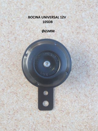 bocina claxon moto nueva 12v universal