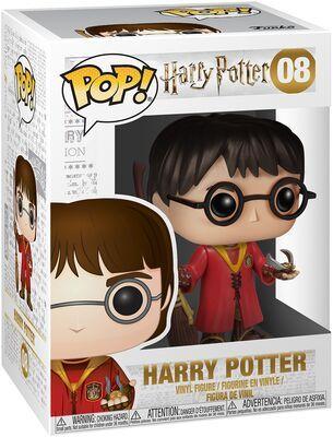 Funko Pop Harry Potter con Snitch. Quidditch 08