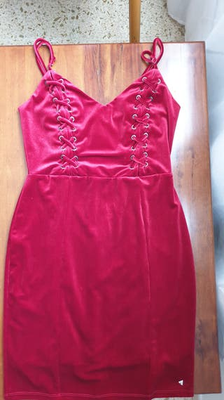 vestido de fiesta Guess talla 38
