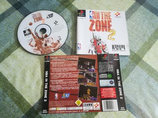 In The Zine 2 Pal España Ps1 Psx