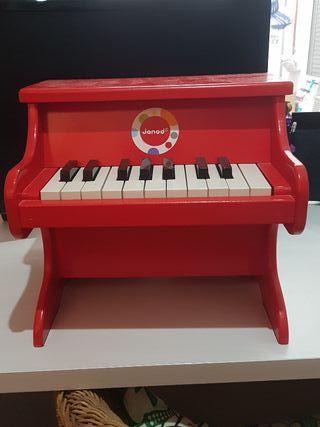 piano madera