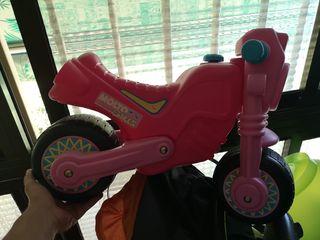 moto niña silla coche carrito stokke 2 bañeras