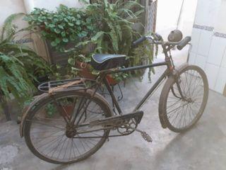 Bicicleta del año 1957