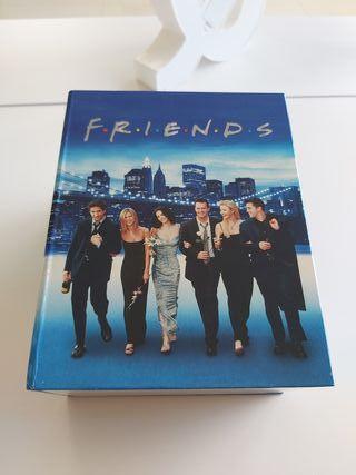 Colección completa FRIENDS Blu Ray