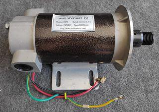 Motor plataforma vibratoria