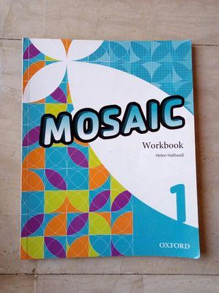Libro inglés MOSAIC Workbook 1