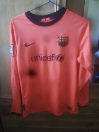 CAMISETA FC BARCELONA 2009/2010 ORIGINAL MESSI