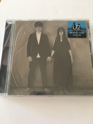 CD Songs of experience de U2