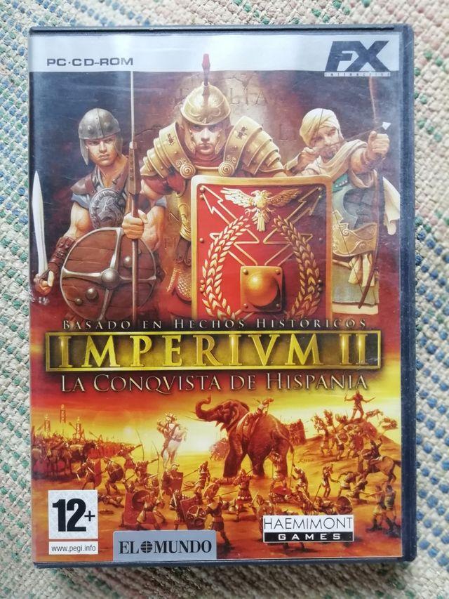 Juego pc Imperium