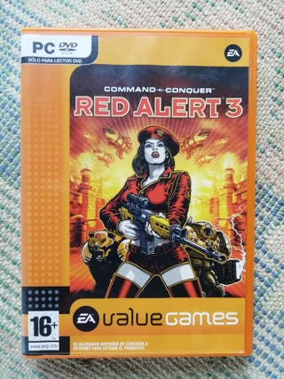 Juego pc Red Alert