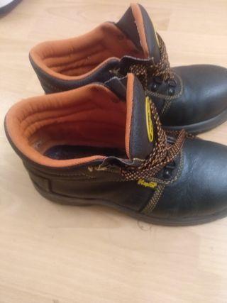 zapato seguridad unisex