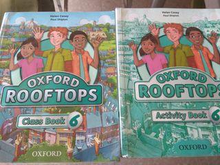 Libro de inglés 6 primaria OXFORD