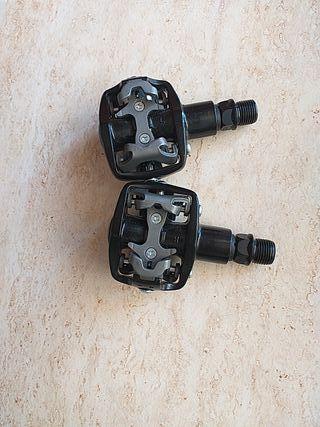 Pedales calapies automáticos nuevos sin usar